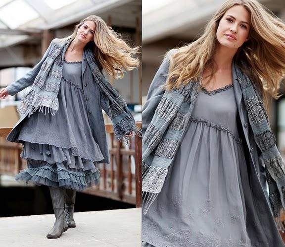 """Мода:  """"Бохо """" - волшебный стиль одежды."""