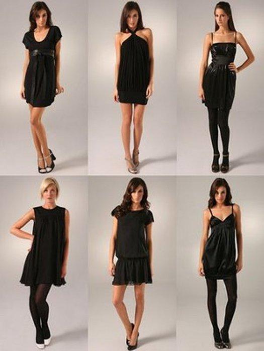 Как правильно носить маленькое черное платье.  Ещё интересные статьи: О...