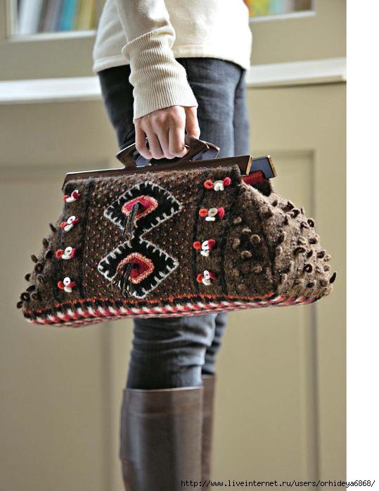 Gladstone.  Дизайнер: Jeanette Stoan. сумка.