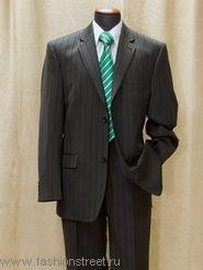 мужской костюм, шерсть.
