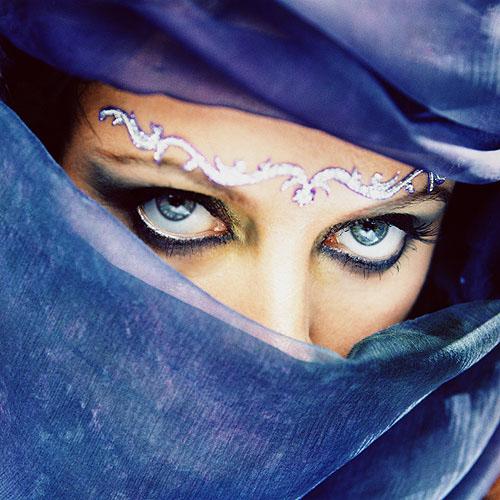Аватарки глаза
