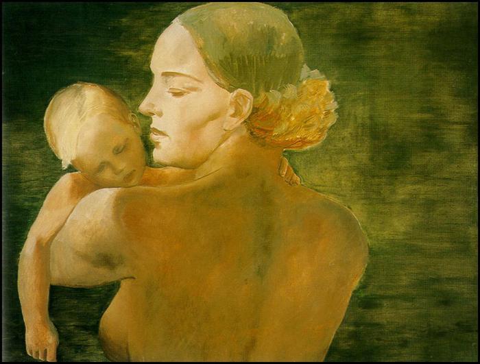 1932 Мать. Х., М. 120x159 Гтг, Дейнека Александр Александрович. 1000x750. Просмотров: 530. Обновлено: 17 Июля 2012 г. www.ArtScr