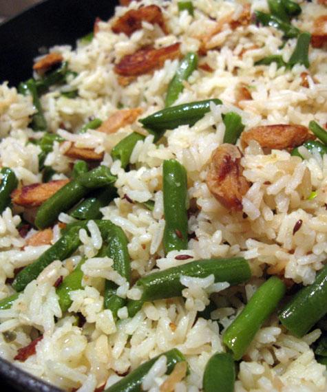 К чему снится рис и пшено