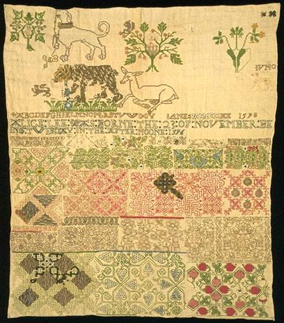 Рхемы вышивки крестом фирмы