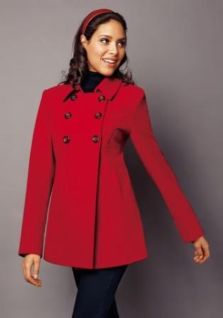 Перешив пальто своими руками