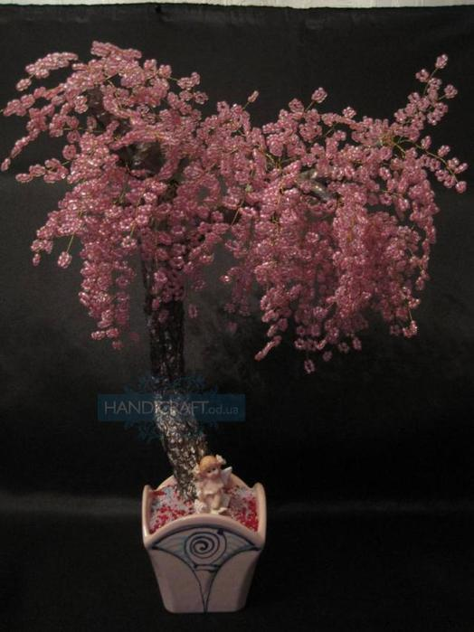 Бисероплетение/Деревья из бисера.  Среда, 21 Марта 2012 г. 09:33 (ссылка) Процитировано.  4 раз.  Нравится Поделиться.