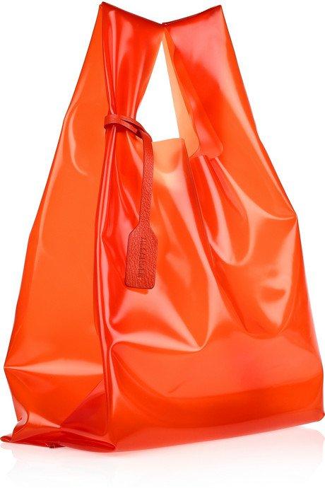 Prada VS Jil Sander: Сумки для покупок 2011.