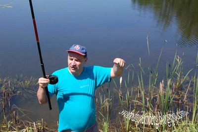 рыбалка с спутниковым ресивером