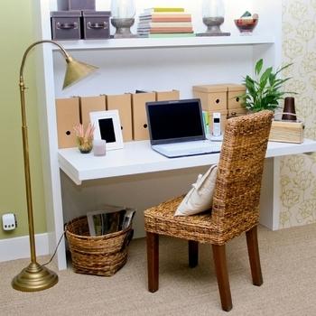 - Integrar escritorio en salon ...