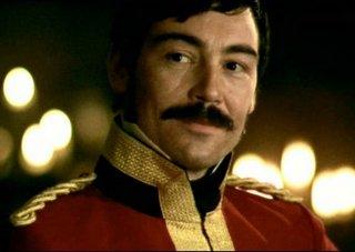 James purefoy as rawdon crawley in william makepeace thackeray vanity