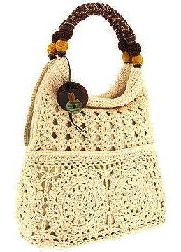 Вам потребуется: крючок 2. Пряжа 100% хлопок.  Схема вязания летней сумки крючком.  Далее.