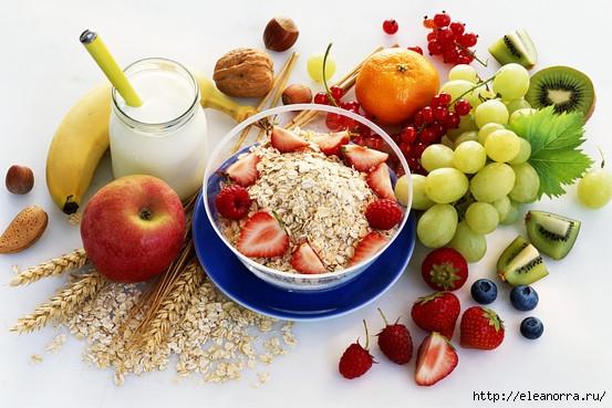 Безжировая диета кормящей матери