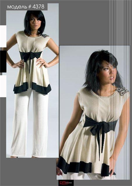 Переделка старой блузки в стильную