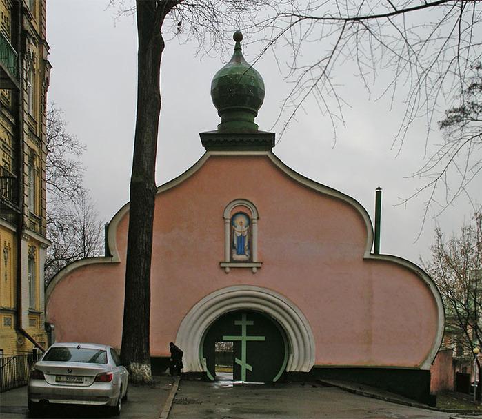 Варианты наименования - Свято-Покровский женский монастырь, монастырь...  ID:5156 (Пользователь. добавлена...
