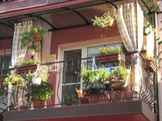 кирпичный балкон - Нужные схемы и описания для всех.
