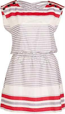 Одежда в полоску и морской стиль - идеальная летняя одежда.