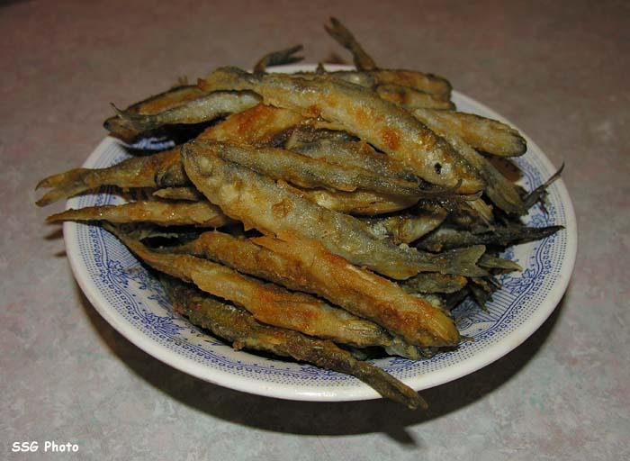 Рецепты мелкой рыбы фото