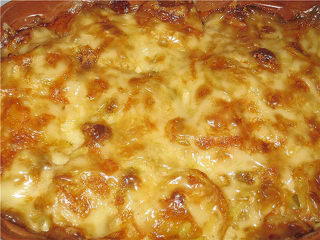 Картошка курица в духовке слоями рецепт с пошагово