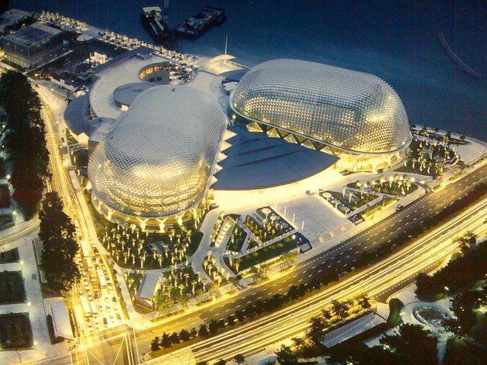 Не хотите ли пожить в Сингапуре?)))