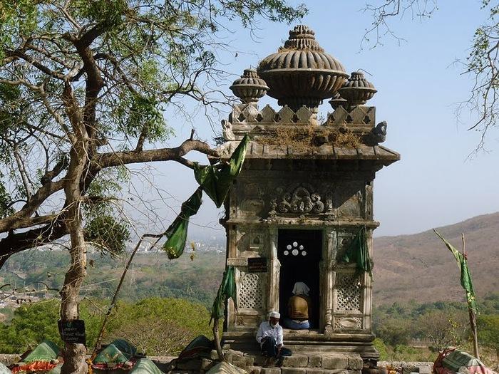 древний Джунагадх - Junagadh (Gujarat). 91429