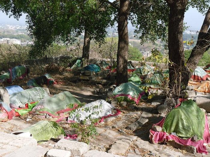 древний Джунагадх - Junagadh (Gujarat). 87561