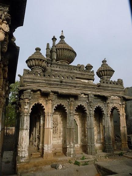 древний Джунагадх - Junagadh (Gujarat). 95354