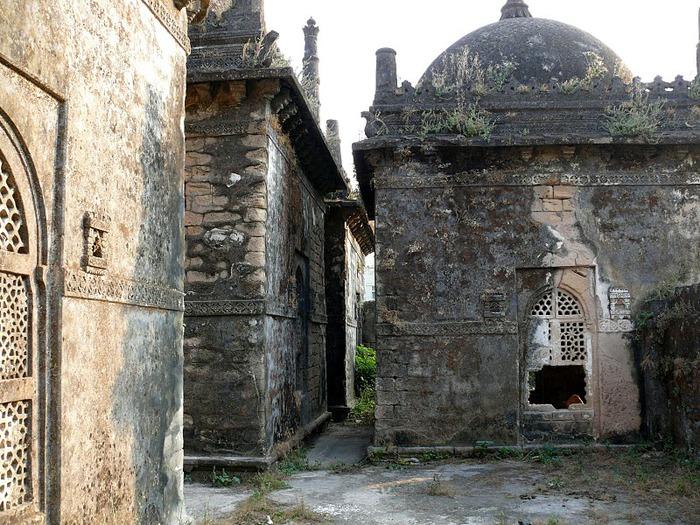 древний Джунагадх - Junagadh (Gujarat). 26647