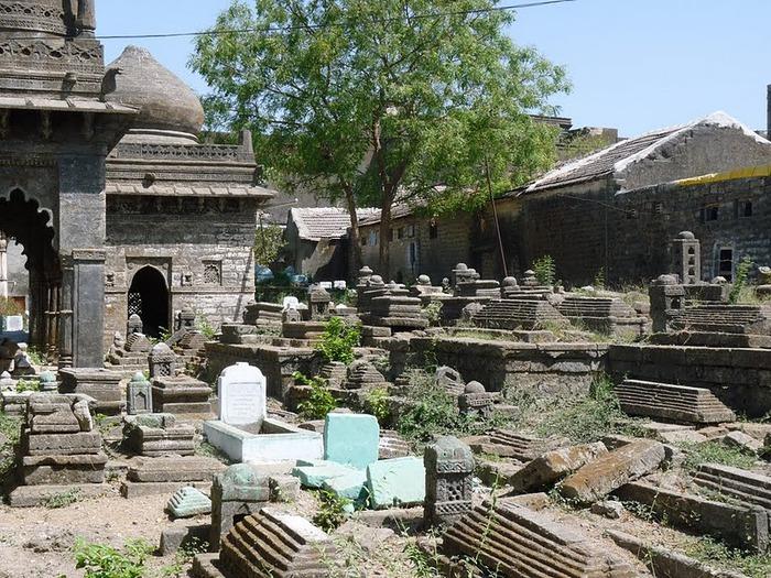 древний Джунагадх - Junagadh (Gujarat). 25263