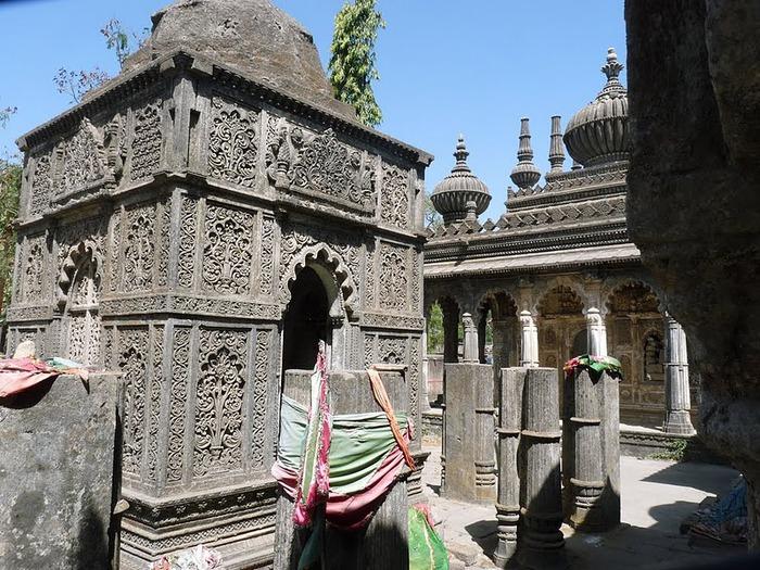 древний Джунагадх - Junagadh (Gujarat). 42932