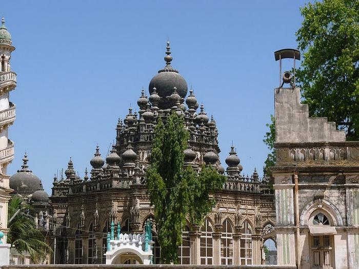 древний Джунагадх - Junagadh (Gujarat). 21331