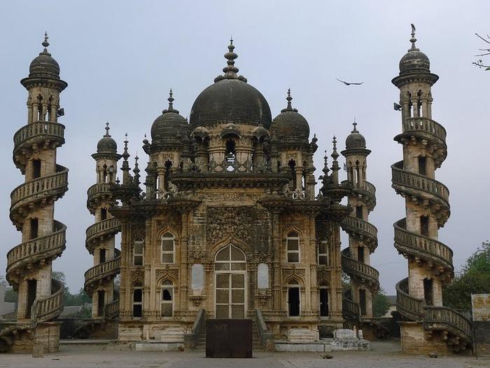 древний Джунагадх - Junagadh (Gujarat). 60697