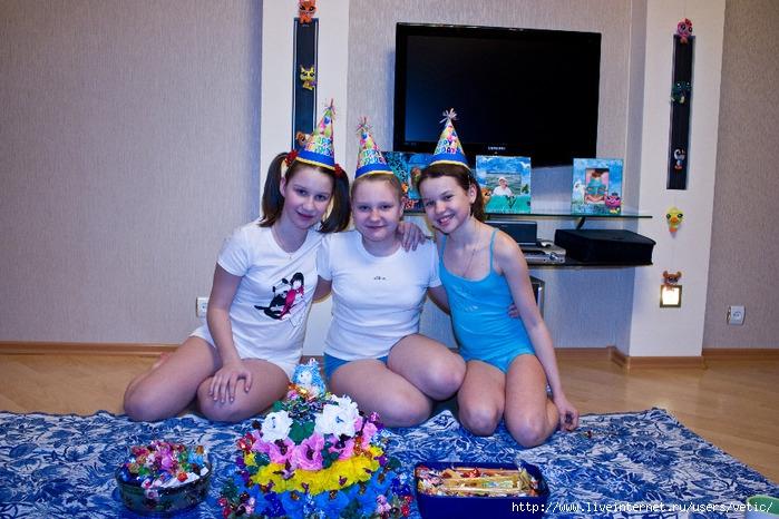 Конкурсы для вечеринки девочки