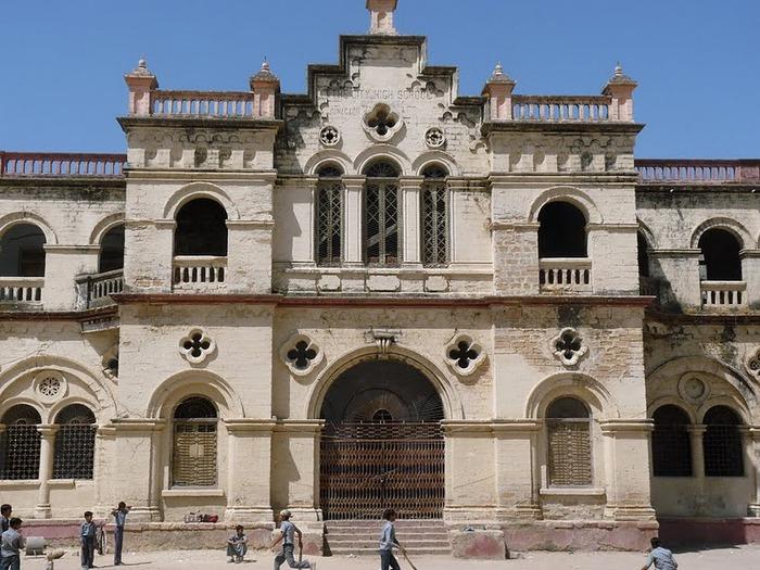 древний Джунагадх - Junagadh (Gujarat). 43785