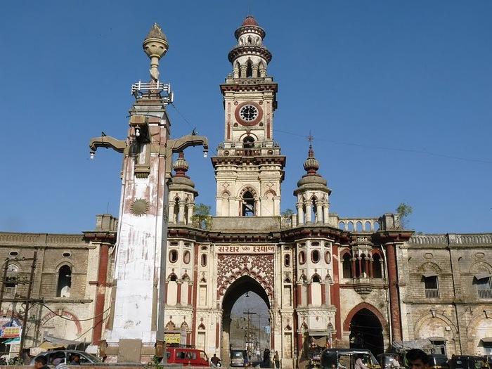 древний Джунагадх - Junagadh (Gujarat). 27681