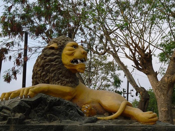 древний Джунагадх - Junagadh (Gujarat). 92407