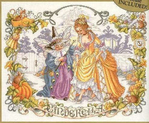 Bucilla 41961 Cinderella