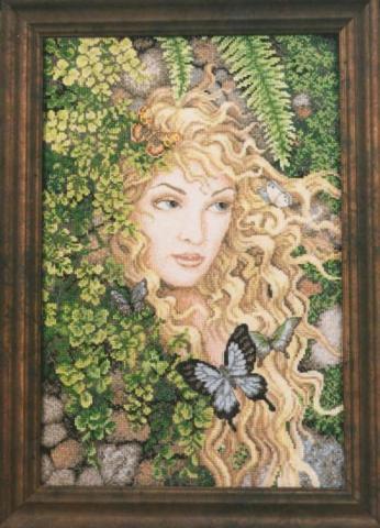Bucilla 43584 Maiden Hair (346x480, 37Kb)
