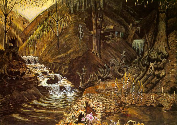 2010239_Burchfield,_Charles___The_Coming_of_Spring,_1917-43 (700x497, 109Kb)