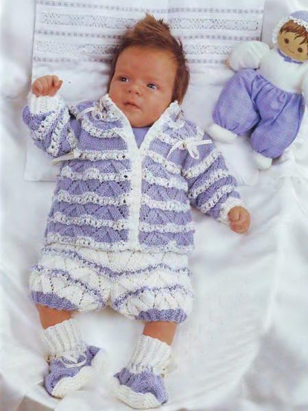 Вязание для детей костюмы и