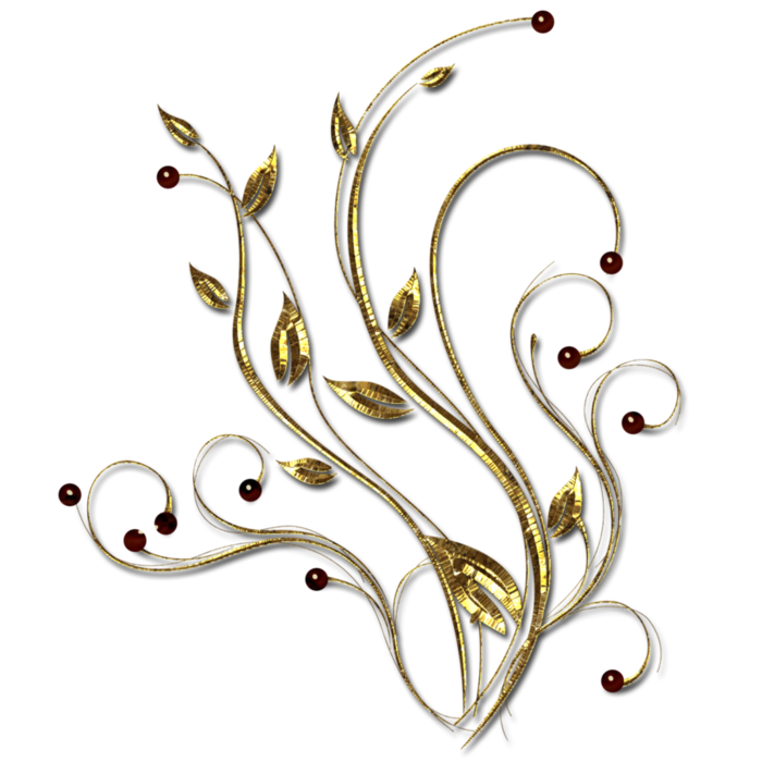 Graceful decorative embellishment by DiZa (3) (700x700, 270Kb)