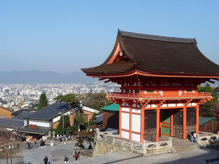 Киёмидзу-дэра - храм для всех. 39122