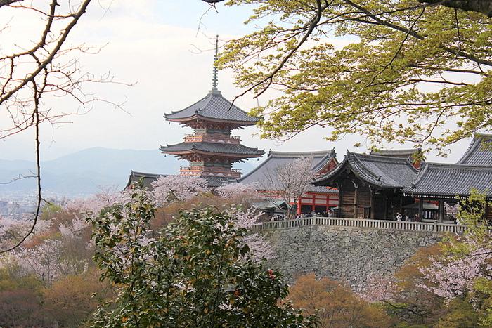 Киёмидзу-дэра - храм для всех. 94007