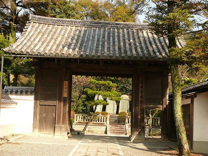 Киёмидзу-дэра - храм для всех. 36486