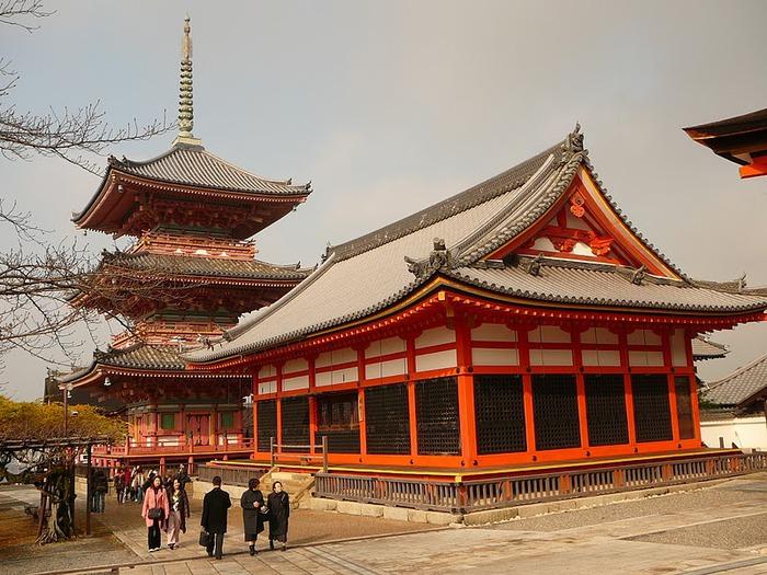 Киёмидзу-дэра - храм для всех. 46419