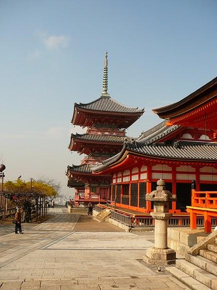 Киёмидзу-дэра - храм для всех. 83044