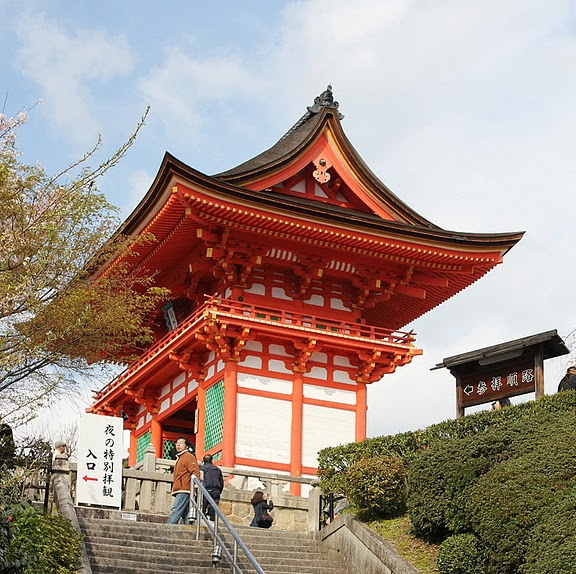 Киёмидзу-дэра - храм для всех. 42810