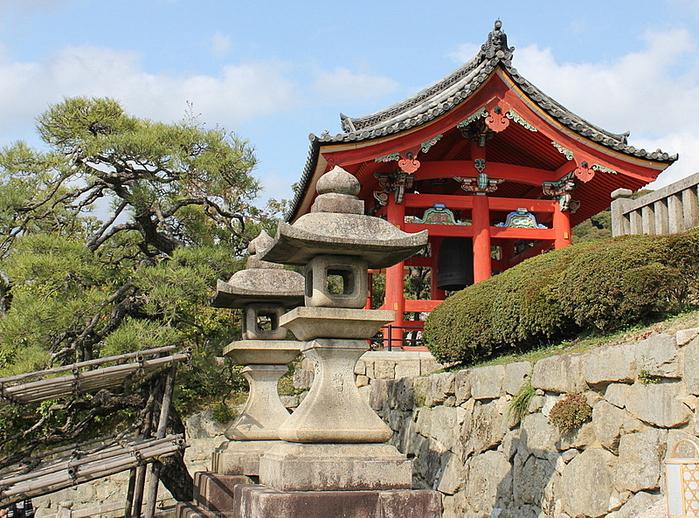Киёмидзу-дэра - храм для всех. 69283