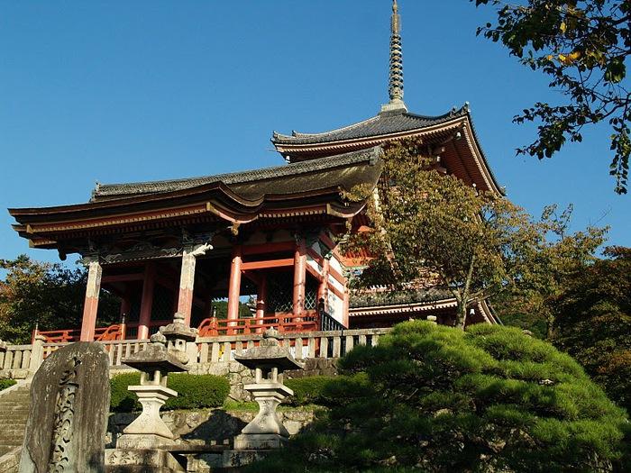 Киёмидзу-дэра - храм для всех. 51873