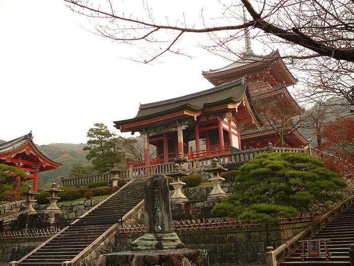 Киёмидзу-дэра - храм для всех. 96883