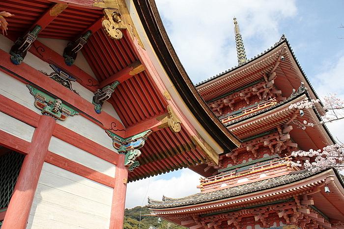 Киёмидзу-дэра - храм для всех. 79562